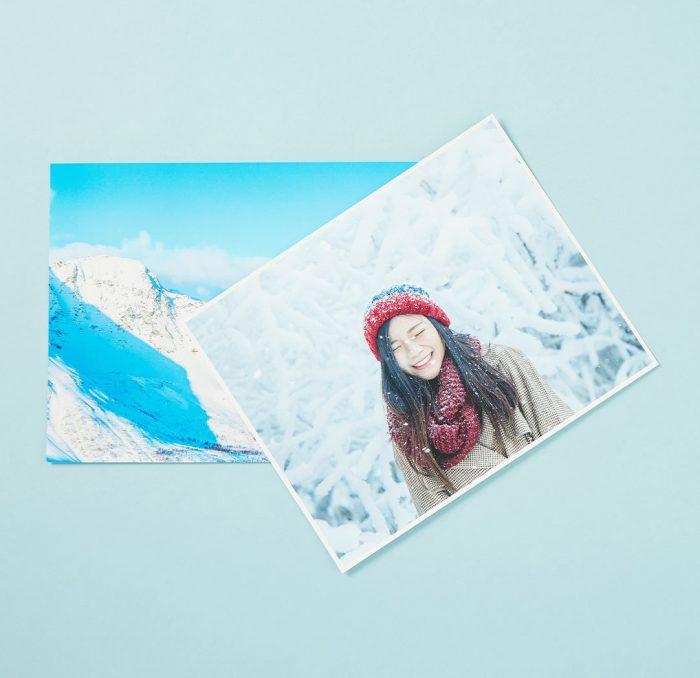Walmart免费扩印一张8x10寸照片!