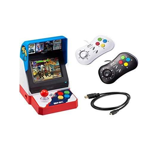 Neogeo Mini Pro 经典迷你街机/复古游戏机 122.47加元包邮!