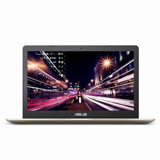 历史新低!Asus 华硕 VivoBook Pro 15.6英寸超轻薄笔记本电脑6.1折 849加元包邮!送绘画软件!