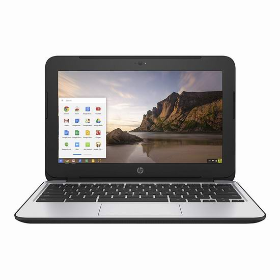 金盒头条:历史新低!翻新 HP 惠普 Chromebook 11.6英寸笔记本电脑 149.95加元包邮!