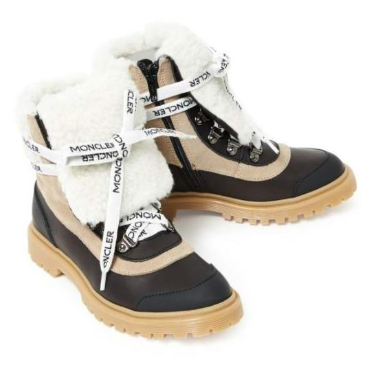 精选 Moncler 蒙口 儿童雪地靴全部5折清仓,低至177.94加元!大童款成人可穿!