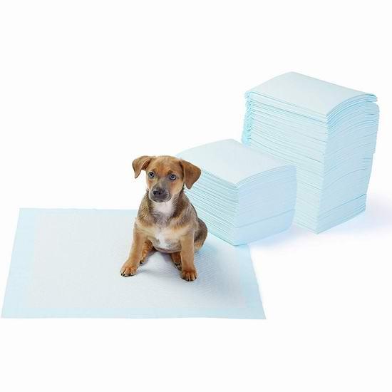 AmazonBasics 狗狗尿垫150件套 33.74加元