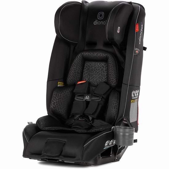 历史最低价!Diono 谛欧诺 radian 3RXT 成长型儿童汽车安全座椅 339.99加元包邮!5色可选!