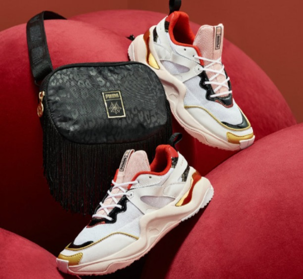Puma男女时尚运动服、运动鞋 4.5折起+额外8.5折:Tee 16加元、卫衣23加元、运动鞋44加元