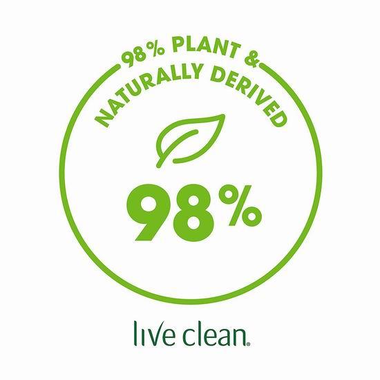Live Clean 椰奶 手部/身体保湿乳液(500ml)3.97加元起