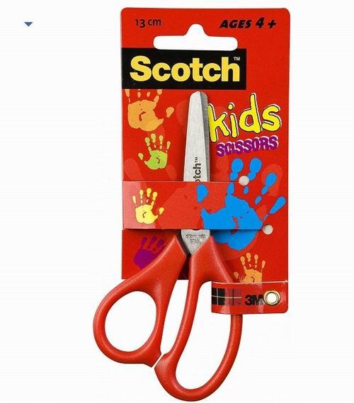 白菜价!历史新低!Scotch 儿童剪刀2折 0.97加元清仓!