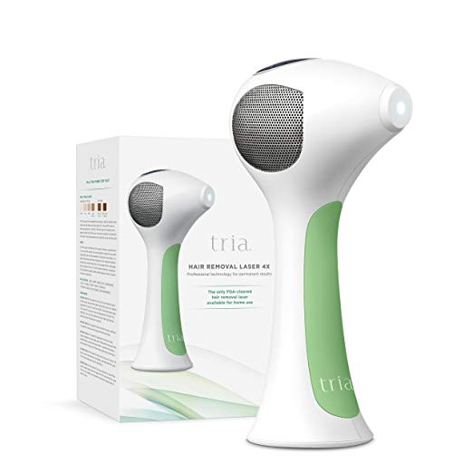 Tria Beauty Hair Removal Laser 4X家用激光脱毛仪 515加元,2色可选!