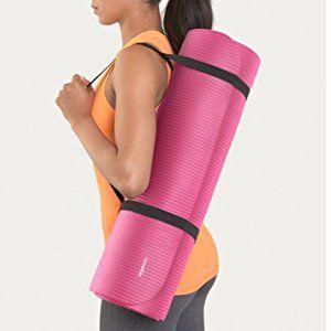 简单的伸展练习,练瑜伽增强免疫力和抵抗力!Amazon精选品牌瑜伽垫 12.23加元起特卖