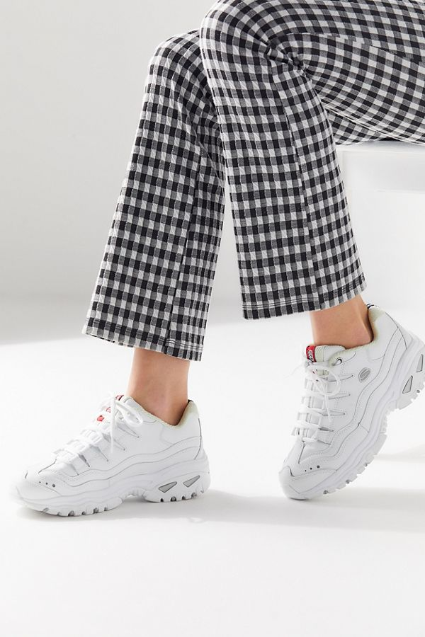 Skechers Energy女士小白鞋 61.79加元起,原价 90加元,包邮
