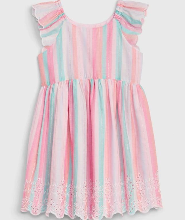 GAP精选成人儿童经典条纹、格子衬衣、连衣裙、上衣 6折起+额外7折,折后低至10加元!