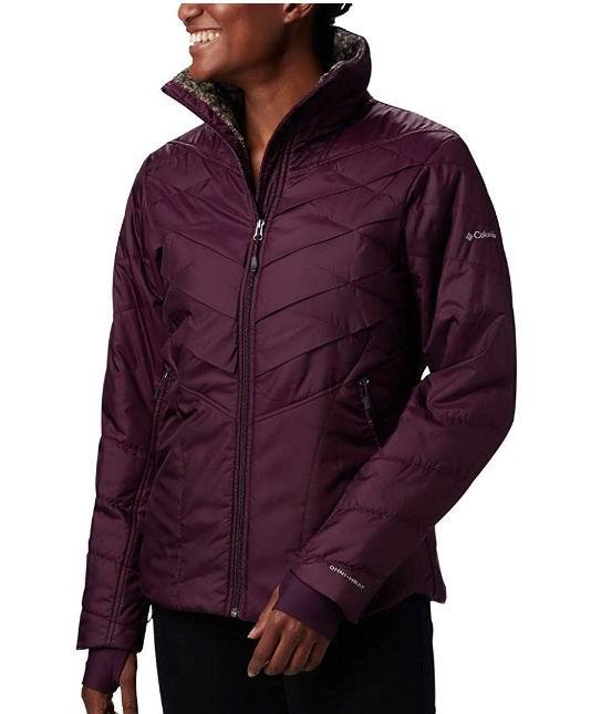 Columbia 哥伦比亚 Kaleidaslope II 女士保暖外套 4折 63.59加元起,原价 159.99加元,包邮