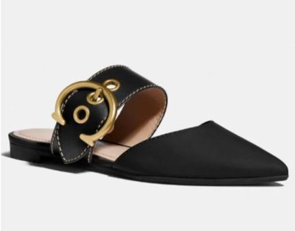 Coach Verona 穆勒鞋 122.5加元,原价 175加元,包邮