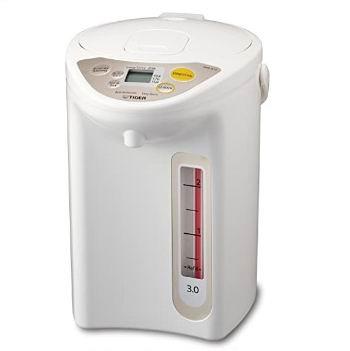 Tiger PDR-A30U WU Micom电热水器 3升 7.9折 119.1加元,原价 149.99加元,包邮