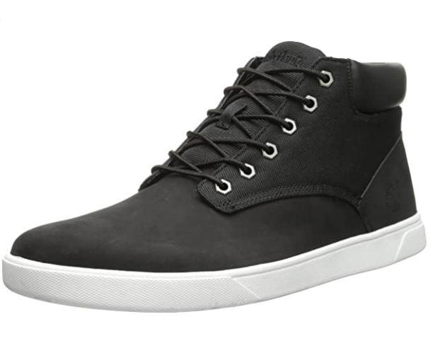 Timberland Groveton男士高帮休闲鞋 49.88加元,原价 110加元,包邮