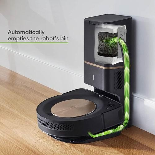 iRobot Roomba s9+ (9550) 最智能、最强劲、最细致 扫地机器人 1399.99加元,原价 1590.67加元,包邮