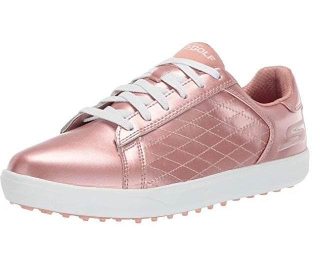 Skechers Drive 4-Shine 女士休闲鞋 69.03加元(6码),原价 155加元,包邮