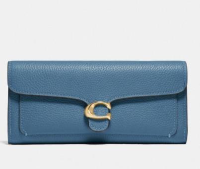 秒杀酒神!新款 Coach Tabby 系列手袋、钱包 5折 87.5加元起+包邮!