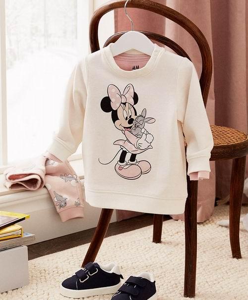 H&M x Disney Mickey Mouse 联名 超可爱服饰 9折