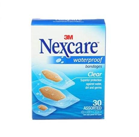3M Nexcare耐适康防水透气创可贴 3.79加元
