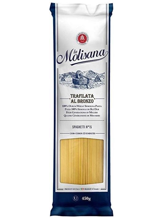 La Molisana茉莉意大利面 1.87加元起特卖