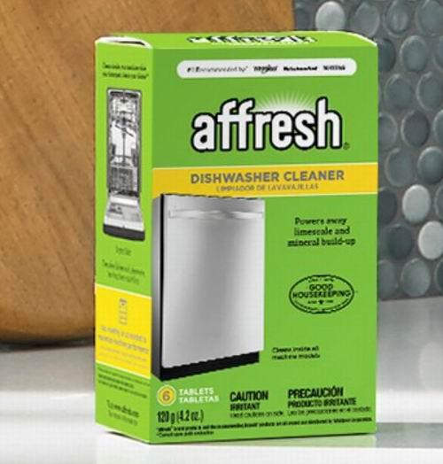 Affresh 洗碗机清洁剂 7.97加元(3片)