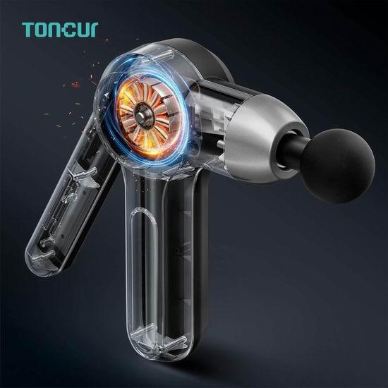历史新低!ABOX MG-021 Toncur 深层肌肉放松 筋膜枪/按摩枪6.5折 129.99加元包邮!