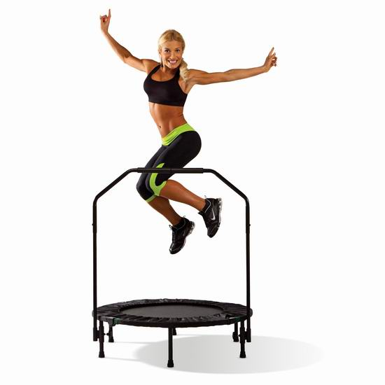 Marcy ASG-40 可折叠健身蹦床 83.06加元包邮!