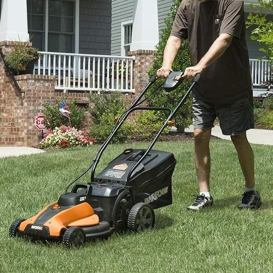 历史新低!Worx WG744 40伏 17英寸 无绳充电式割草机 299.99加元包邮!