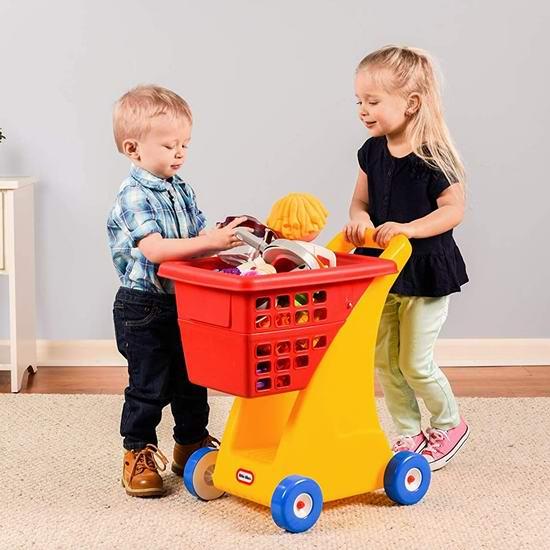 历史最低价!Little Tikes 小泰克 儿童玩具购物车6.2折 26.97加元!