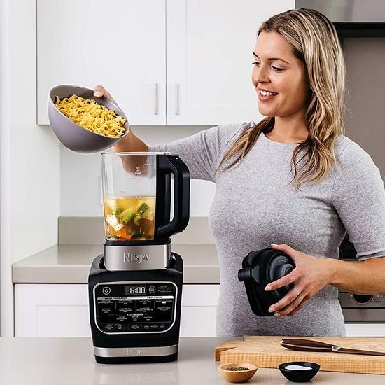 历史新低!Ninja HB152 Foodi 冷热两用 智能搅拌机 149.98加元包邮!