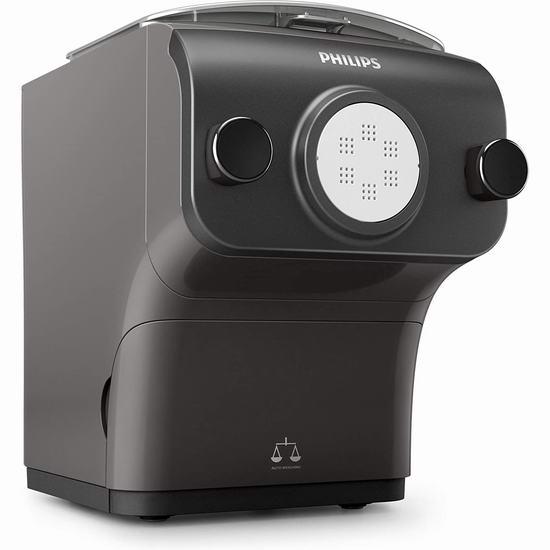 新一代 Philips 飞利浦 HR2382/16 Avance Smart Plus 智能面条机 329.95加元包邮!