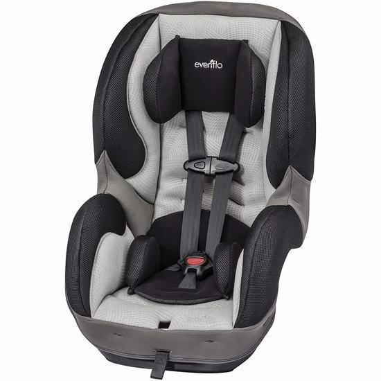 历史最低价!Evenflo Titan 65 成长型汽车安全座椅 99.97加元包邮!