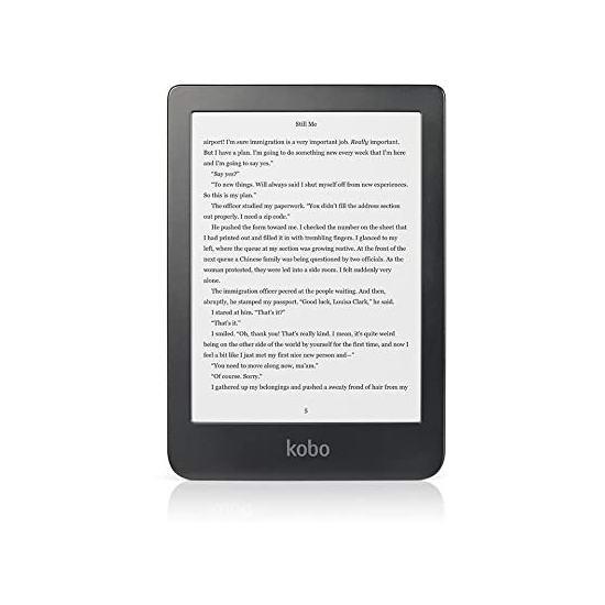 Kobo Clara HD 6英寸 电子书阅读器 119.95加元包邮!