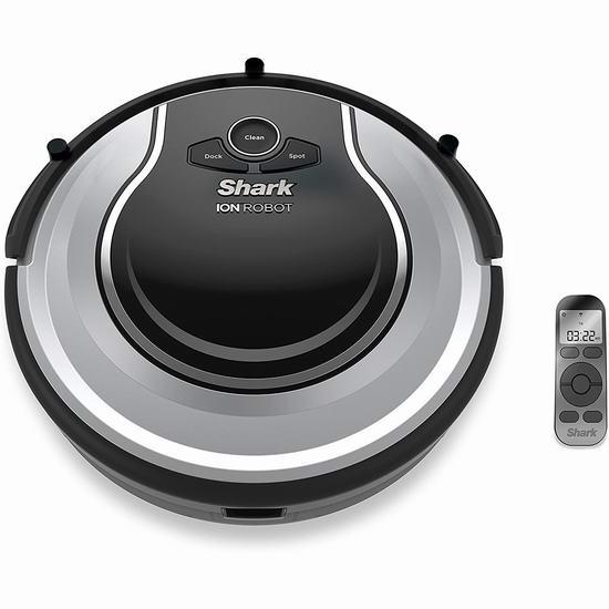历史最低价!Shark RV720C 真空扫地机器人4折 199.99加元包邮!