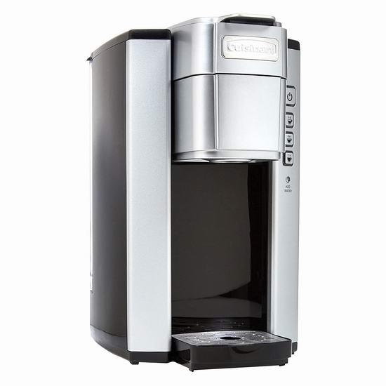 历史新低!Cuisinart 美康雅 SS-5P1 咖啡机 69.99加元包邮!