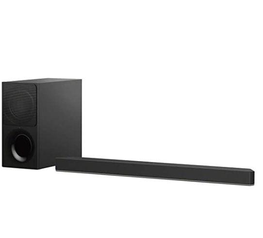 历史最低价!Sony 索尼 HTX9000F 家庭影院 蓝牙条形音箱+低音炮组合 498加元包邮!