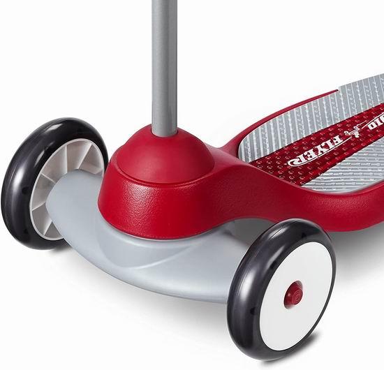 Radio Flyer My 1st 幼儿滑板车 45.99加元包邮!支持次日送达!