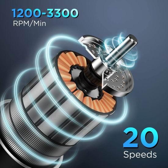 放松神器 ABOX 深层肌肉放松 筋膜枪/按摩枪 135.99加元限量特卖包邮!