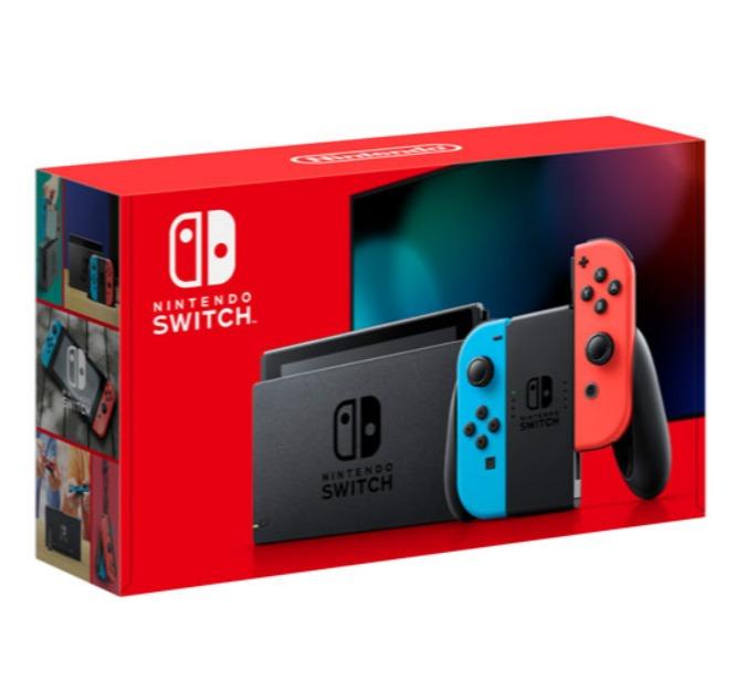 补货!Nintendo 任天堂 Switch 便携式游戏机 399.99加元包邮!