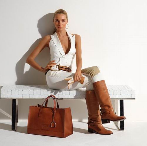 Lauren Ralph Lauren经典水桶包、托特包、双肩包 5折起+正价满额外7.5折