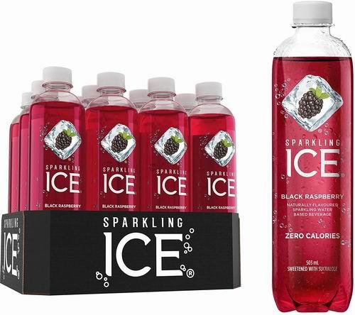 Sparkling Ice 水果味气泡水12瓶 12加元(柠檬、黑莓味可选),原价 17.88加元