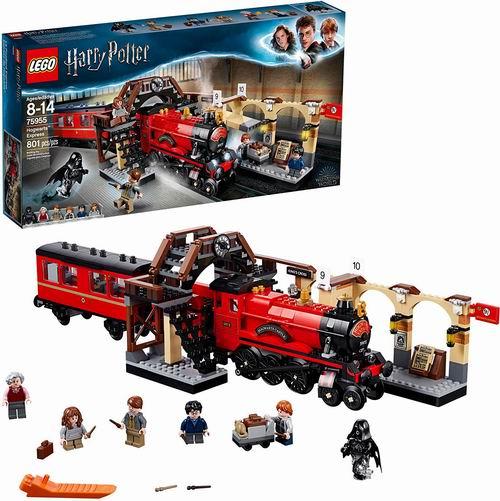 LEGO 乐高 75955 哈利波特系列 霍格沃茨特快车 801pcs  178.5加元