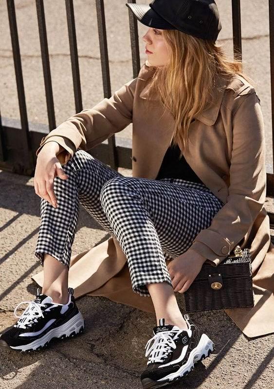 Skechers 时尚又舒适 显腿长休闲鞋 7.8折起+额外7.5折