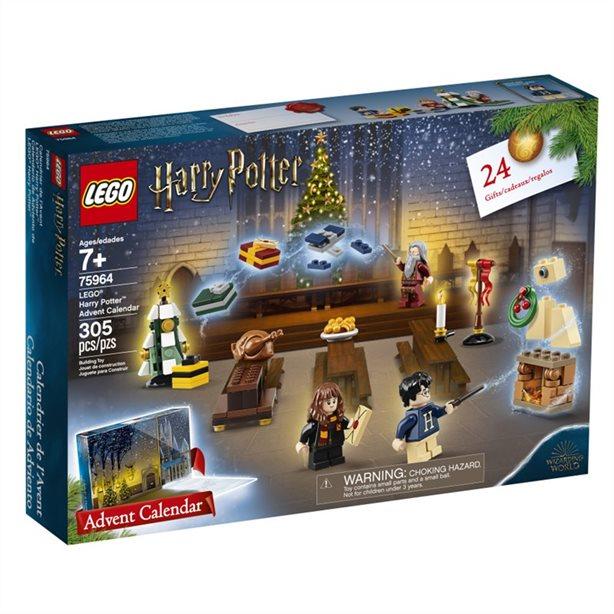LEGO 乐高 75964 哈利波特圣诞倒数日历 6.1折 30加元,原价 69.99加元
