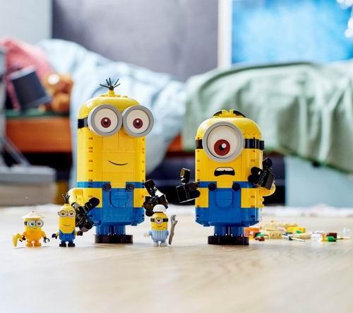 新品:Lego乐高 75551玩变小黄人 69.9 9加元