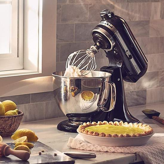 KitchenAid 厨宝 KSM150PSIC Artisan 名厨系列 5夸脱多功能厨师机6.7折 369.99加元包邮!7色可选!