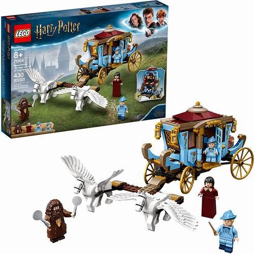 LEGO 乐高 75958 哈利·波特系列 布斯巴顿魔法学校的飞行马车(430pcs)7.7折 49.99加元包邮!