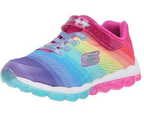 Skechers Skech-AIR女童彩虹运动鞋 24.8-26.7加元,原价 66.67加元