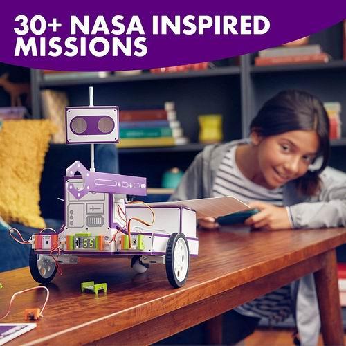 白菜价!littleBits 太空漫游者发明家工具套装 43.15加元,indigo同款原价 259.95加元,包邮