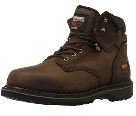 Timberland PRO 男士6英寸Pit Boss短靴 98.46加元(8码),原价 159.25加元,包邮